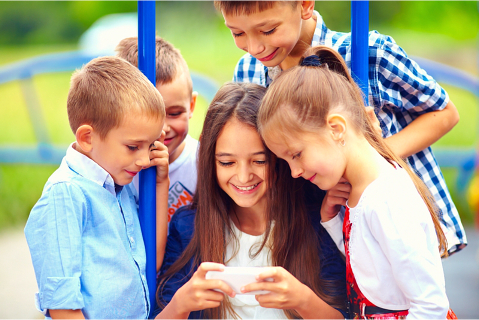 Reasons Why Children Prefer Their Smartphones