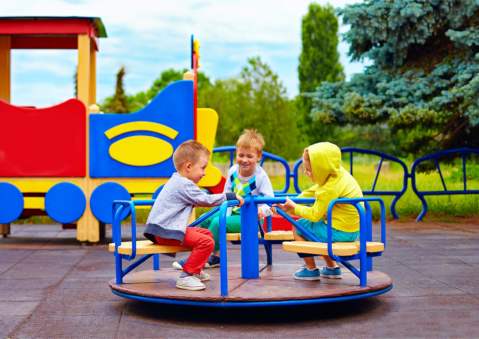 7 Proofs That Playgrounds Help Develop Happy and Healthy Children