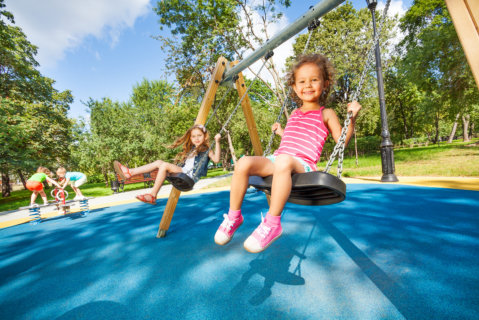 High-Quality Safety Surfacing in Nevada for Enjoyable Playgrounds