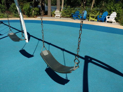 What You Need to Know When Looking for a Good Playground Surface Installer
