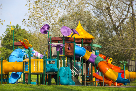 How to Clean and Sanitize Your Play Areas