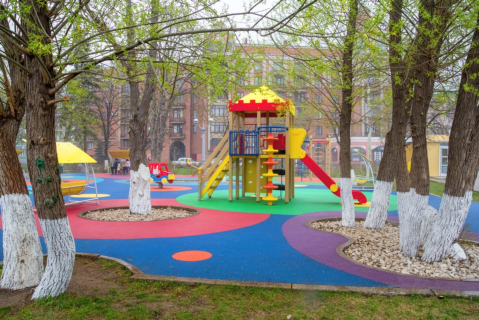 Playground Surfacing Buying Guide: Things to Consider